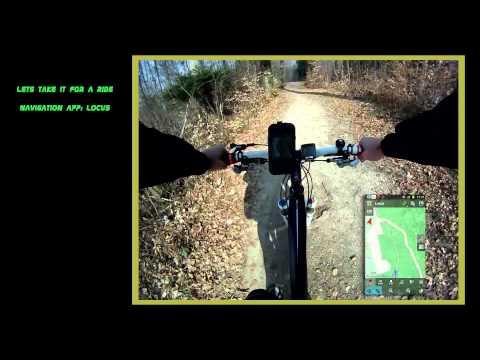 Testing Utimate Addons Galaxy S2 Waterproof Case With Bike Mount