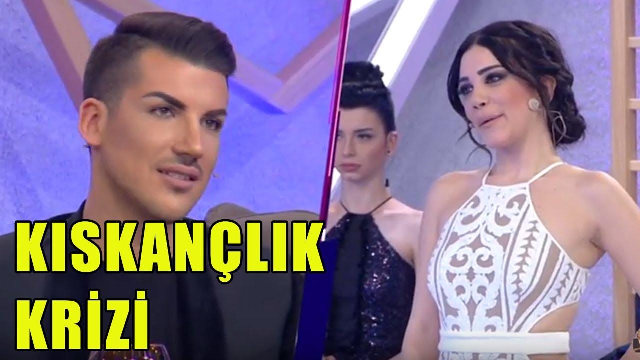 Simay Tokatlı Kerimcan'ı Nasıl Kıskandı?