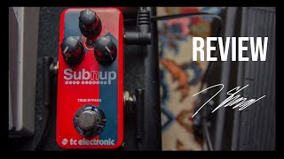 TC Electronic Sub´N´Up Mini Octaver | Demo
