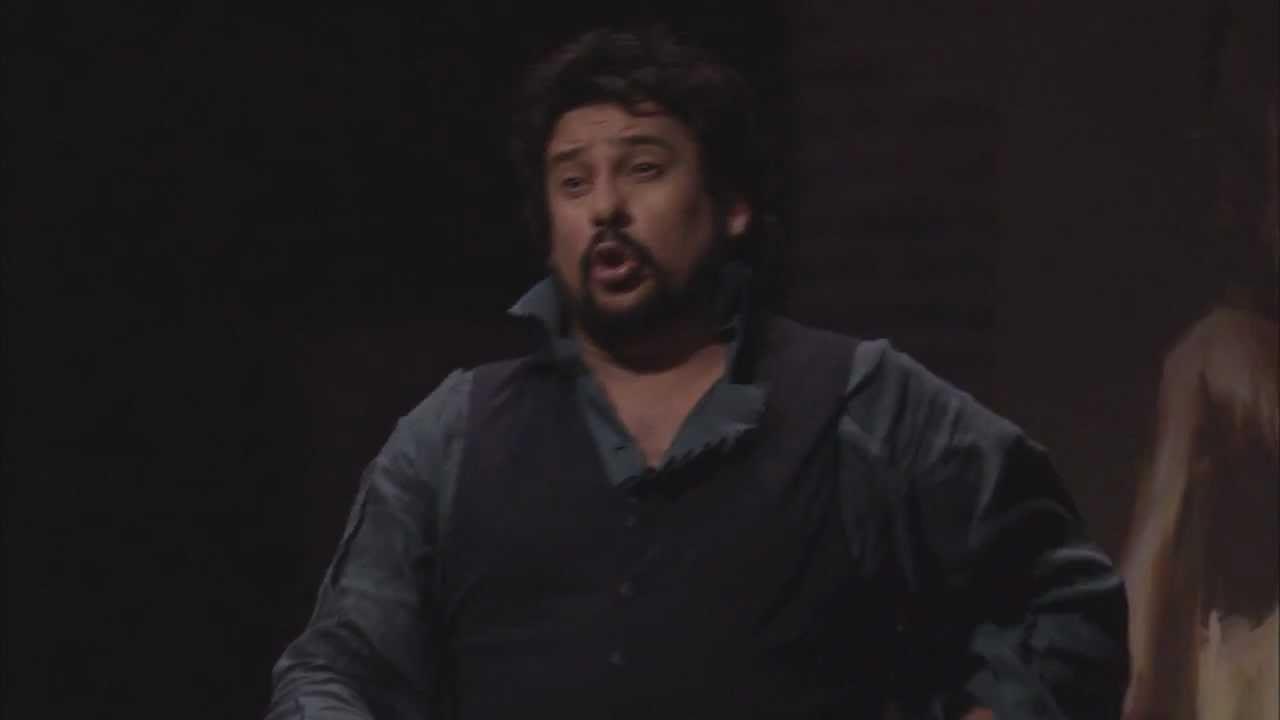 "Tosca: ""Recondita armonia"" -- Marcelo Álvarez (Met Opera)"