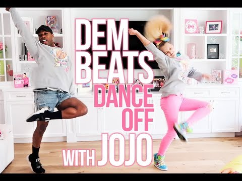 Dem Beats Dance Off with Jojo Siwa!!!