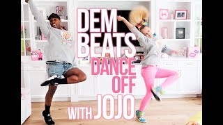 Dem Beats Dance Off with Jojo Siwa!!! thumbnail