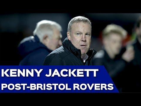 Kenny Jackett post-Bristol Rovers