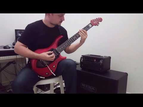 Dream Theater - The Astonishing - Heaven's Cove  (Guitar Steam)