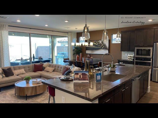 Modern Resort Style Community | Trilogy at Sunstone | Las Vegas Homes For Sale, $453k+ 1,848sf