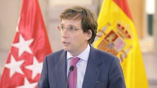 Almeida reprocha a Sánchez tras el preacuerdo con ERC: