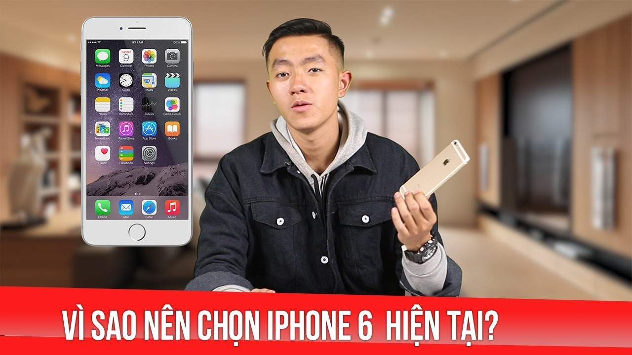 Có nên mua iPhone 6 vào thời điểm này không ?