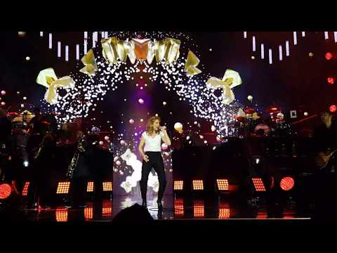 Celine Dion - River Deep Mountain High + The Show Must Go On - London (DVD Recording - 29/07/2017)