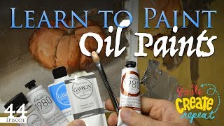 Learn to Paint Alla Prima with Oil Paints