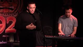 "Dermot Kennedy ""Moments Passed"" (Live in Sun King Studio 92 Powered By Teachers Credit Union)"