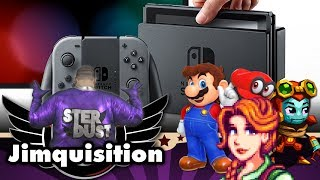 Bugger Me, The Nintendo Switch Is Killing It (The Jimquisition)