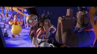 Первое знакомство с Барри в Облачно, возможны осадки в виде фрикаделек. HD