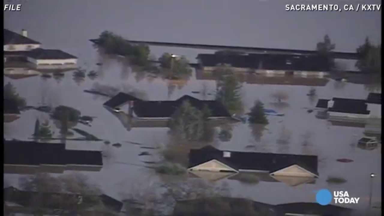 'Godzilla' weather pattern may hit California