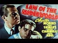 Law of the Underworld (1938) CHESTER MORRIS