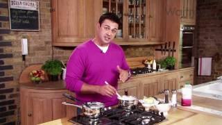 Dhruv Baker's white sauce recipe - Waitrose