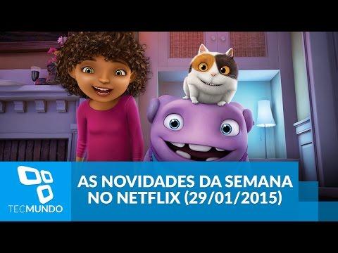 As Novidades Da Semana No Netflix (29/01/2016)