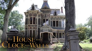 The House With A Clock In It's Walls - Filming Location