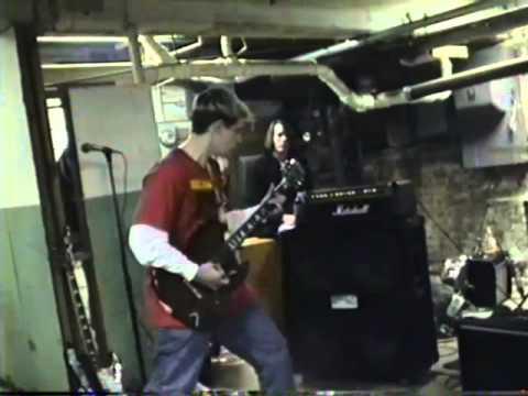 PREMONITION live in Columbia SC 1993