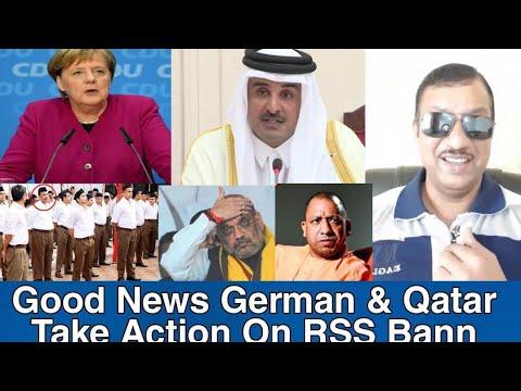 Good-News Germany Qatar Bann RSS || Germany & Qatar Take Action On RSS || Abu Faisal New Video