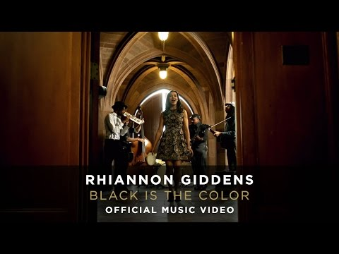 Rhiannon Giddens  Black Is the Color  Music Video