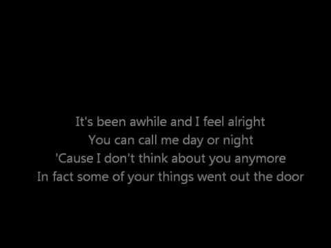 Brian Vander Ark - And Then You Went Away (lyrics)