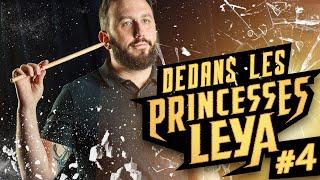 DEDANS LES PRINCESSES LEYA #4 LE BATTEUR DE METAL