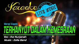 Karaoke TERHANYUT DALAM KEMESRAAN - Ike Nurjanah