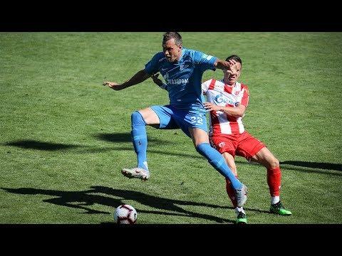«Зенит» — «Црвена Звезда»: полный обзор матча