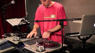 DJ Eclipse beat juggling | Rap Is Outta Control