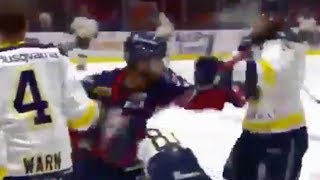 CRAZIEST Hockey Warm Ups You Will EVER See!