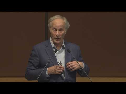 Richard Ford in Athens (June 2017) -  Some Thoughts About Memoir