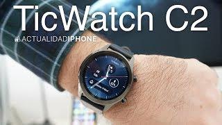 TicWatch C2, hay vida más allá del Apple Watch