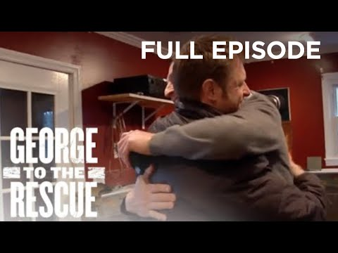Basement Renovation For Injured Firefighter | George to the Rescue