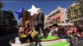 Disney Parks Christmas Day Parade 2012 - Ross Lynch - Christmas Soul [HD]