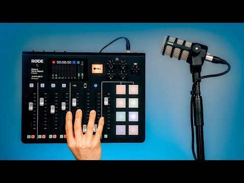 The Ultimate Podcast Setup! RODECaster Pro And PodMic Setup And Tips