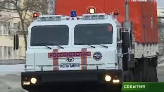 БАЗ выпустил уникальный по проходимости колёсный тягач для Арктики 02 04 18