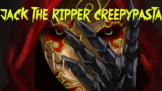 JACK THE RIPPER (FABLE CREEPYPASTA)