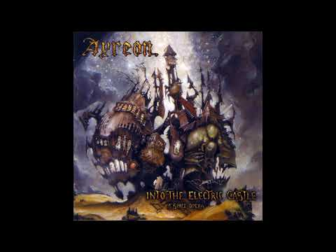 Ayreon - The castle hall instrumental (fan made)