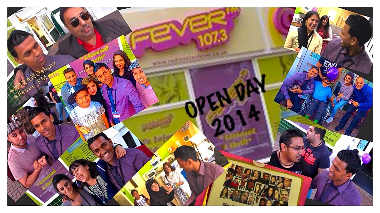 Fever FM - Open Day 2014