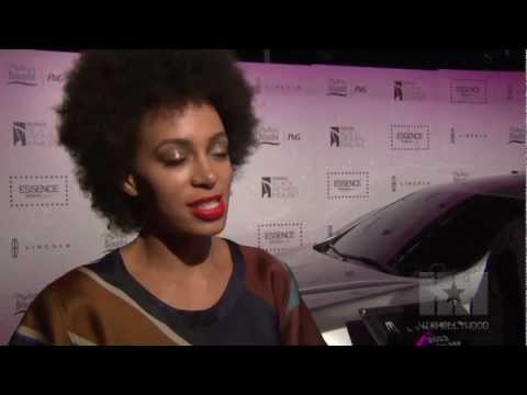 Essence Magazine Honors Solange As A Breakthrough Artist! - HipHollywood.com
