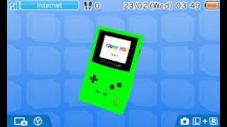 How to get a gb gbc emulator for r4 ds 3ds videos / Page 2