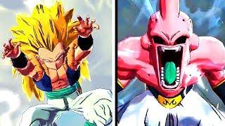 NEW SSJ3 GOTENKS & SUPER BUU IN LEGENDS! Dragon Ball Legends Gameplay