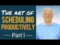 The Art of Scheduling Productively! Part 1 of 4 | Dental Practice Management Tip of The Week!