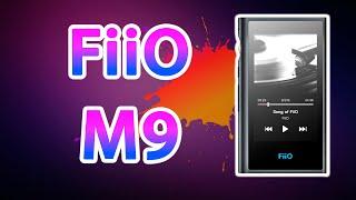 Обзор плеера Fiio M9. 2 ЦАПа + 2 усилителя = что-то интересное)