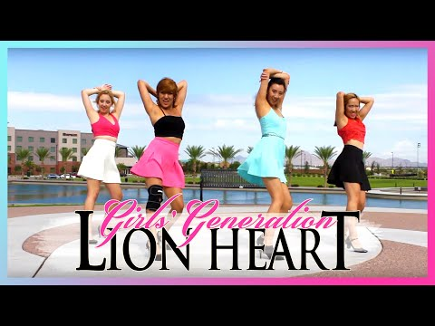 [HEXIA] Girl's Generation (소녀시대) - Lionheart (라이온 하트) Dance Cover