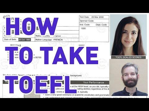 TOEFL Strategies with English native-speaker
