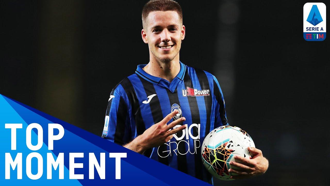 Pašalić Scores a Brilliant Hat-Trick! | Atalanta 6-2 Brescia | Top Moment | Serie A TIM