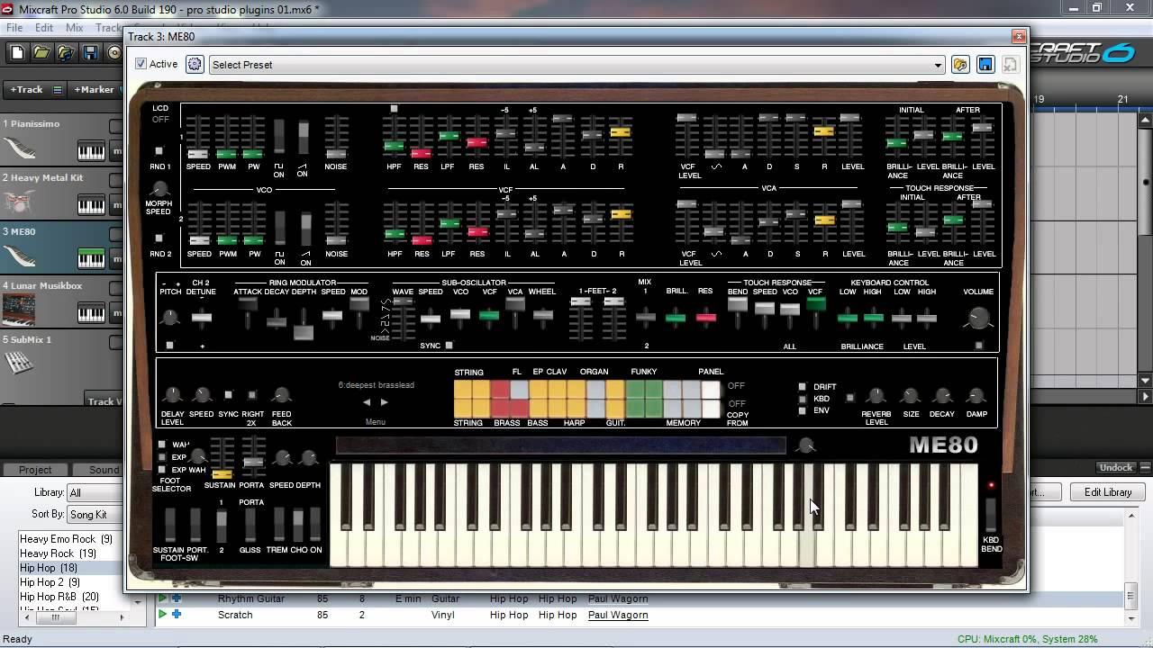 Mixcraft pro studio 8.1 crack Latest version Free download