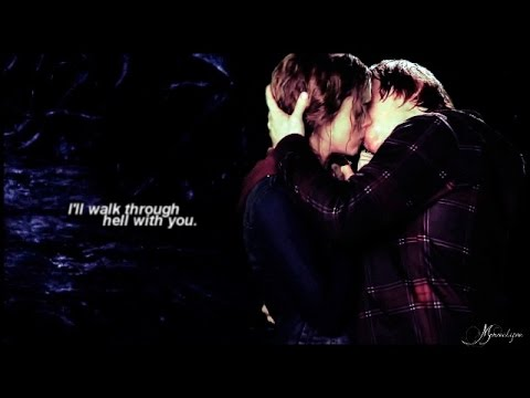 Thumbnail: ron & hermione || I'll walk through hell with you