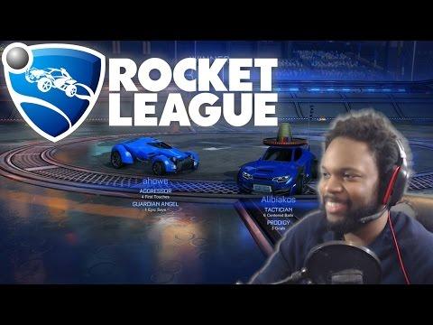 GET ME AN eSports SPONSOR! ROCKET LEAGUE!!!